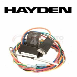 Hayden Engine Cooling Fan Controller For 1975 2008 Ford E 350 Econoline Cl