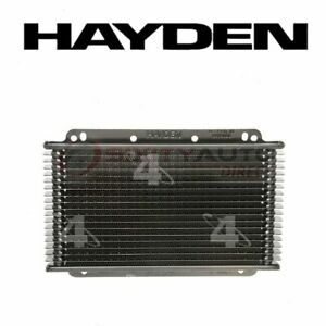 Hayden Automatic Transmission Oil Cooler For 1967 1982 Toyota Corona Pu
