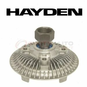 Hayden Engine Cooling Fan Clutch For 1996 2002 Chevrolet Express 2500 Ie