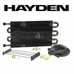 Hayden Automatic Transmission Oil Cooler For 1996 2001 Ford F 100 Ranger Zi