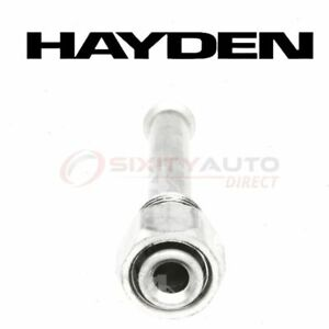 Hayden Oil Cooler Line Connector For 1964 Jeep Fj3 Automatic Transmission Mu