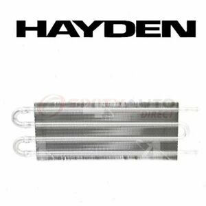 Hayden Automatic Transmission Oil Cooler For 1996 2001 Ford F 100 Ranger Wn