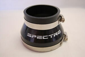 Spectre 9741 Cold Air Intake Coupler Reducer 4 102mm To 3 5 89mm