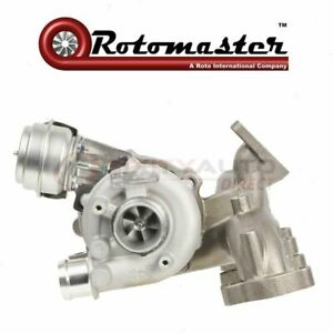 Rotomaster A1170101n Turbocharger For 03g253016kx 03g253014rx 03g253016l Sm