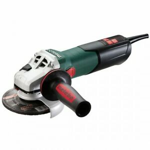 Metabo Wev15 125ht 5 Inch Electronic Variable Speed Grinder 13 5 Amp