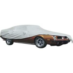 Oer Mt2700ggr 1967 Camaro Gray Weather Blocker Plus Cover