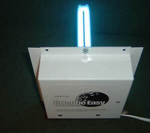 Beuv Uv Lamp Ac Duct Light Air Cleaner Ultraviolet Uvc Germicidal Single