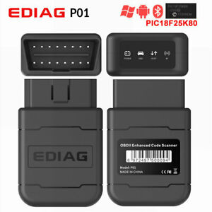 Elm327 Bluetooth V3 0 Adapter Obd2 Car Code Reader Can Scan Tool For Android