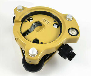 New Original Topcon Yellow Tribrach With Optical Plummet For Total Stations