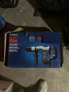 Bosch 11264evs 1 5 8 In Sds max Combination Rotary Hammer