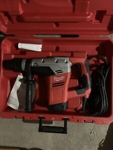 Milwaukee 5317 21 1 9 16 In Sds Max Rotary Hammer