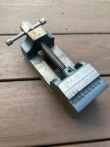 Palmgren Machinist Drill Press Milling Machine Vise With 3 Jaw