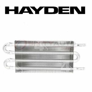 Hayden Automatic Transmission Oil Cooler For 1971 1980 International Scout Iy