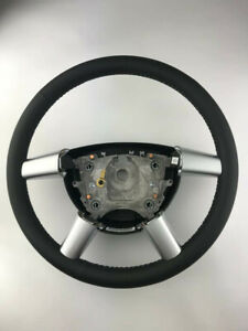 Brand New Nos 2004 2005 2006 Pontiac Gto Blue Stitched Steering Wheel Oem