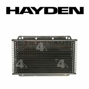 Hayden Automatic Transmission Oil Cooler For 1971 1980 International Scout Tw
