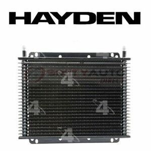 Hayden Automatic Transmission Oil Cooler For 1971 1980 International Scout Ph