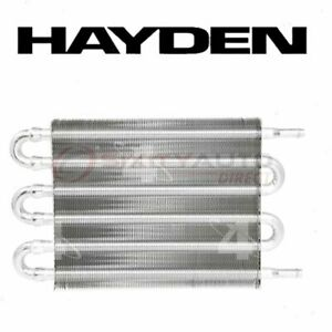 Hayden Automatic Transmission Oil Cooler For 1971 1980 International Scout Dh