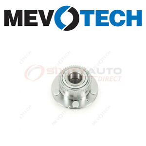 Mevotech Wheel Bearing Hub Assembly For 2000 2006 Mazda Mpv 2 5l 3 0l V6 Nv