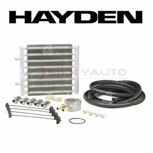 Hayden Engine Oil Cooler For 1972 1976 Ford Gran Torino Belts Cooling El