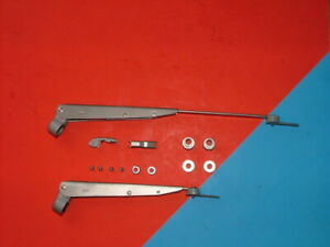 1959 1967 Saab 95 96 Stainless Steel Wiper Arms Anco Brand Name