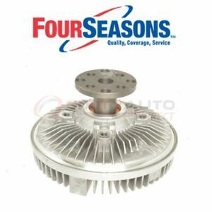 Four Seasons Engine Cooling Fan Clutch For 1975 1986 Chevrolet C30 Belts Su
