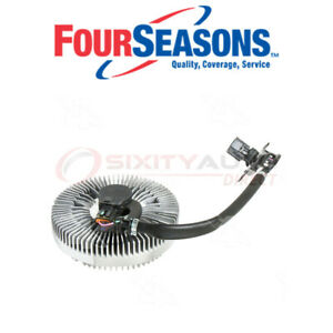 Four Seasons Cooling Fan Clutch For 2010 Dodge Ram 2500 6 7l L6 Engine Ro