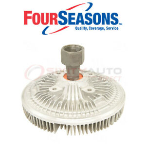 Four Seasons Cooling Fan Clutch For 2006 2008 Lincoln Mark Lt 5 4l V8 To