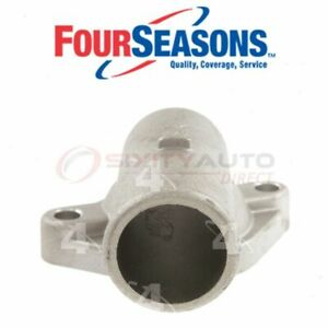Four Seasons 85018 Engine Coolant Water Outlet Ga