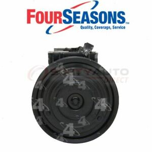 Four Seasons Ac Compressor For 2000 2002 Jeep Tj Heating Air Conditioning Eh