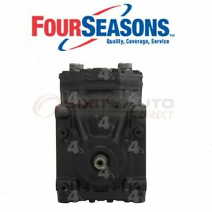Four Seasons Ac Compressor For 1966 1974 Jeep Dj5 Heating Air Conditioning Cp