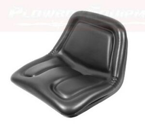 759 3149 Lawn Mower Tractor Seat Hiback For Cub Cadet 140365c1 759 3347 759 3348