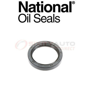 National Manual Trans Drive Shaft Seal For 1998 2005 Dodge Ram 3500 5 7l Nn