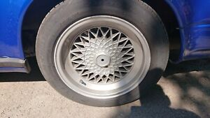 Rare 4 Wheels R16 5x130 Porsche 911 7 In 8 Inch Wheel Width Sale Without Tires