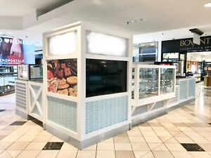 Kiosk For Sale Food Or Retail Use