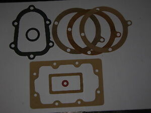 Old Antique Briggs Stratton Gas Engine Complete Gasket Set Model Y Or H