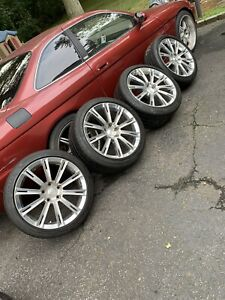 2011 Aston Martin Rapide Factory Wheels Take Offs Rims And Tires 20 Inch
