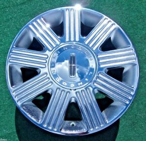 Lincoln Town Car Chrome Wheels Oem Factory Style 17 Inch Set 4 New 2011 Towncar