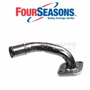 Four Seasons Engine Coolant Water Outlet For 1999 2013 Chevrolet Silverado Oe
