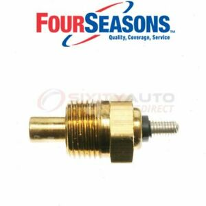 Four Seasons Coolant Temperature Sender For 1973 Ford Torino Engine Cu