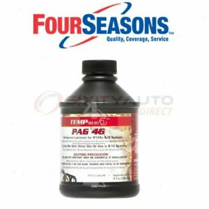 Four Seasons Refrigerant Oil For 1995 2016 Kia Sportage Accessories Fluids Lv