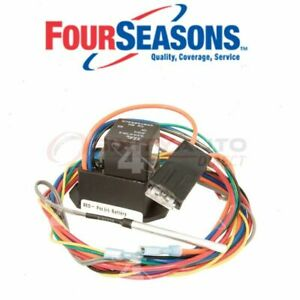 Four Seasons Engine Cooling Fan Controller For 1999 2015 Chevrolet Silverado Ud