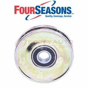 Four Seasons Drive Belt Idler Pulley For 1983 1986 Dodge Ram 50 Engine Ld