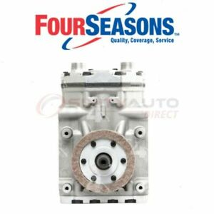 Four Seasons Ac Compressor For 1976 1988 Jeep J10 Heating Air Conditioning Ue