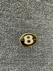 Bentley Continental Gt Gtc Flying Spur Front Gold Grill Badge Limited Edition