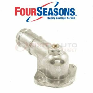 Four Seasons Engine Coolant Water Outlet For 2000 2005 Chevrolet Impala Ap