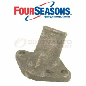 Four Seasons Engine Coolant Water Outlet For 1982 1986 Chevrolet Celebrity Dr