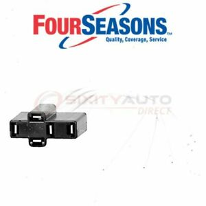 Four Seasons Hvac Blower Relay Harness Connector For 1977 1978 Gmc K25 Tn