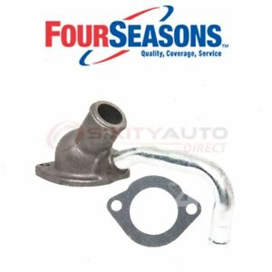 Four Seasons Engine Coolant Water Outlet For 1983 1990 Ford Mustang 2 3l L4 Hd