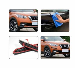 Accessories Universal Car Bumper Protector Guard Cover Auto Exterior Parts Trim