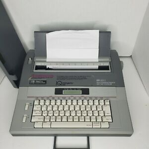 Vintage Smith Corona Sd 680 Electronic Typewriter Word Processor